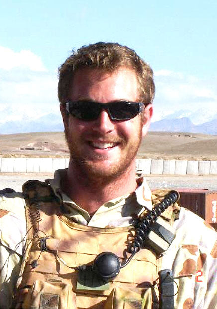 Private Luke Worsley