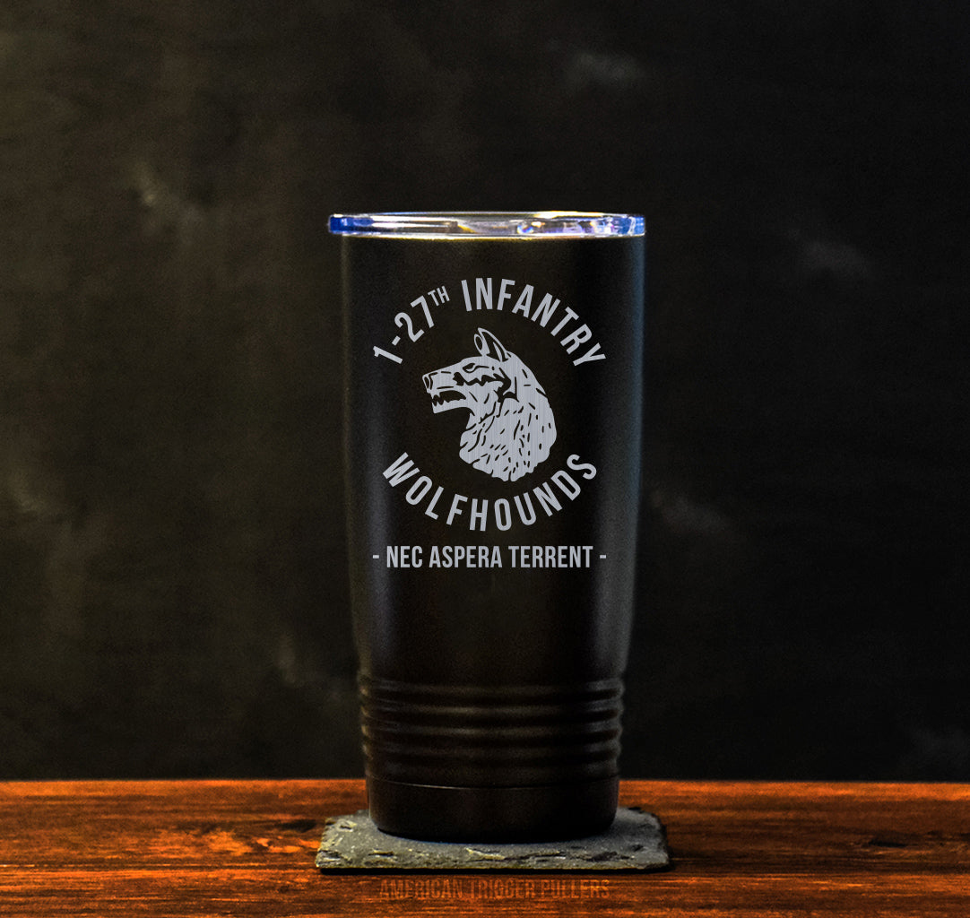 Wolfhounds Battalion Tumbler