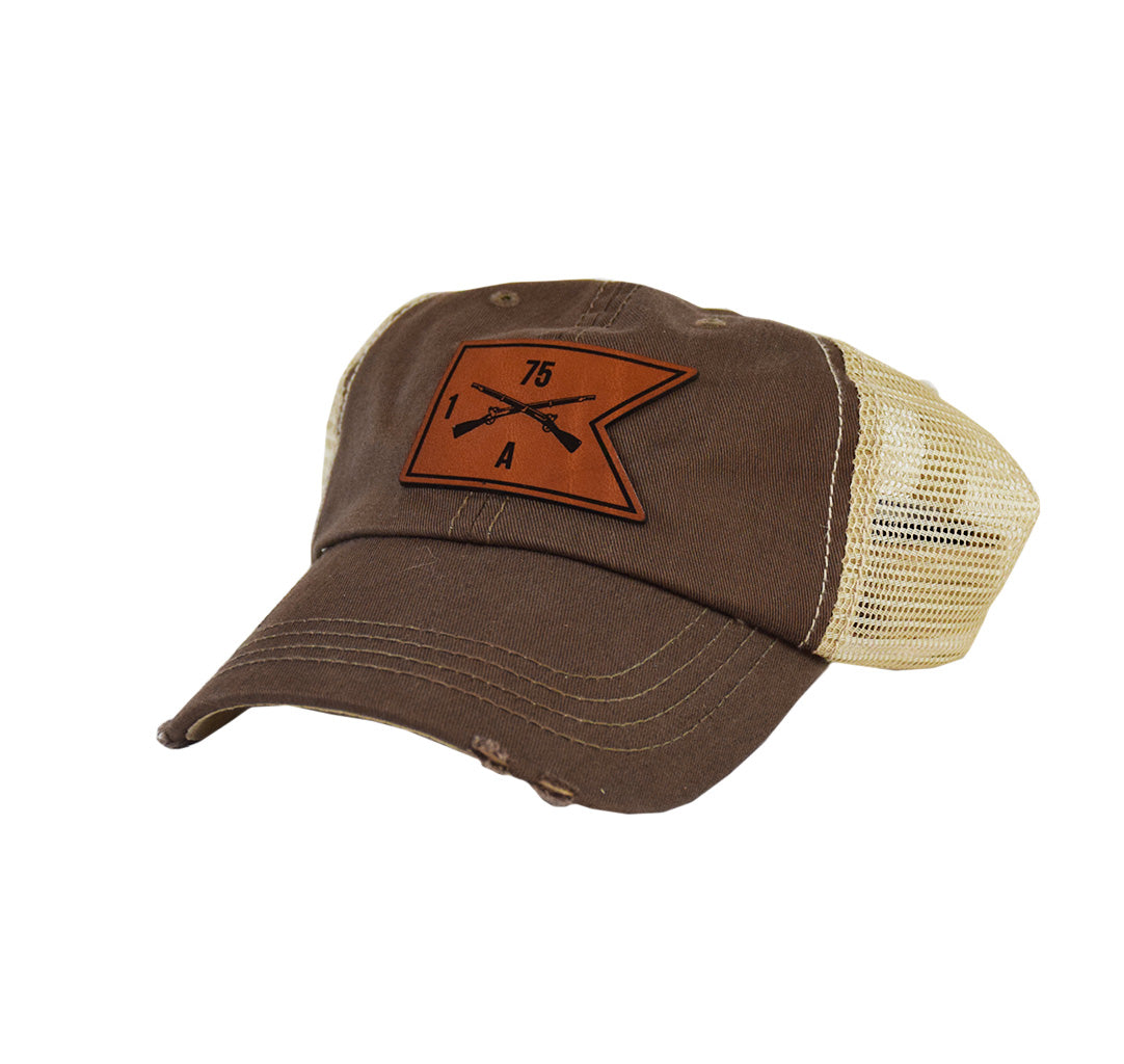 Ranger Batt Guidon Dad Hat