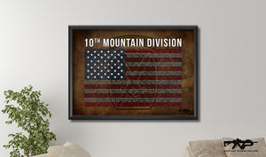 10th Mountain Tribute Canvas