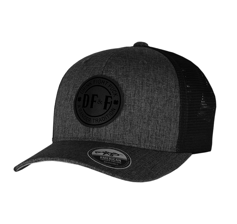 DF&F Leather SnapBack 110M