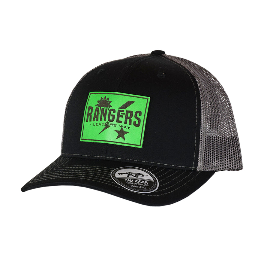 RLTW SSB Leather SnapBack
