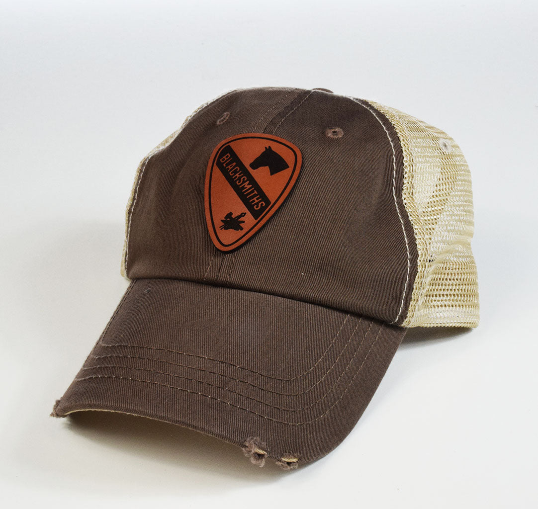 215th BSB Cav Patch Hat