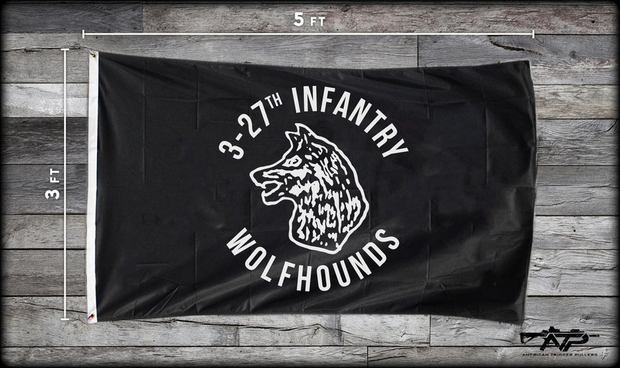 27th Infantry PT Flag