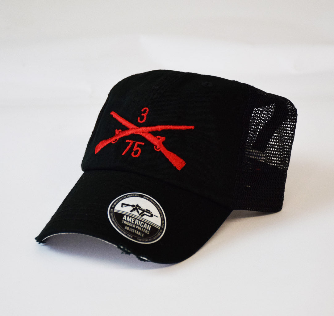RGR Crossed Rifles Dad Hat