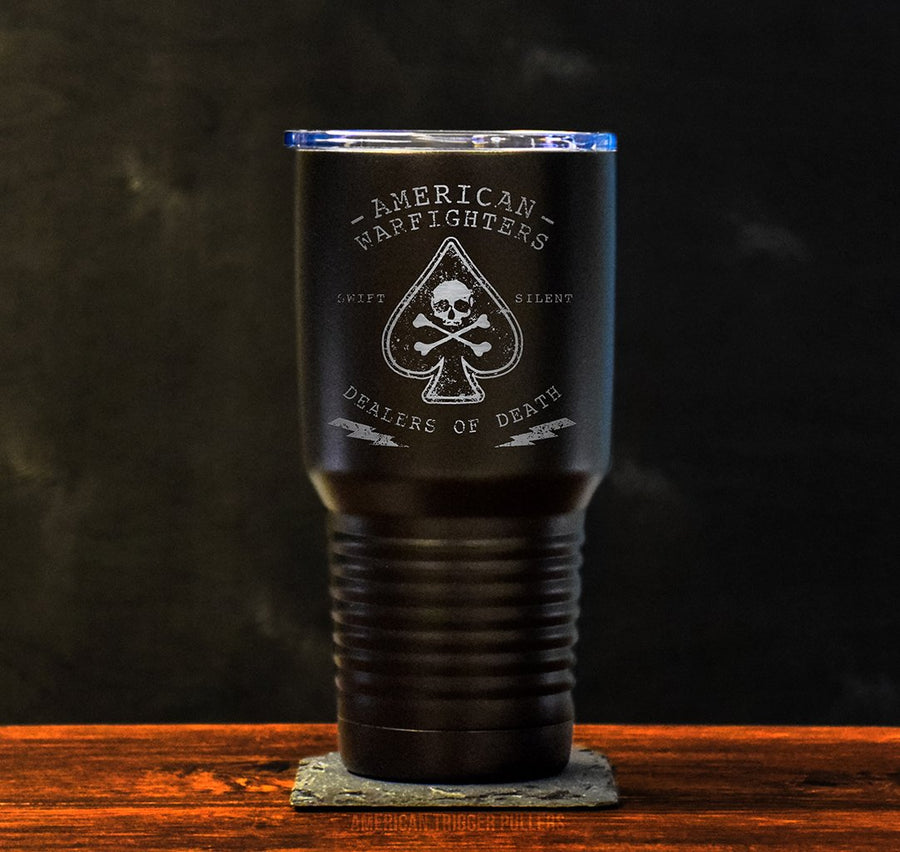 Warfighter Tumbler