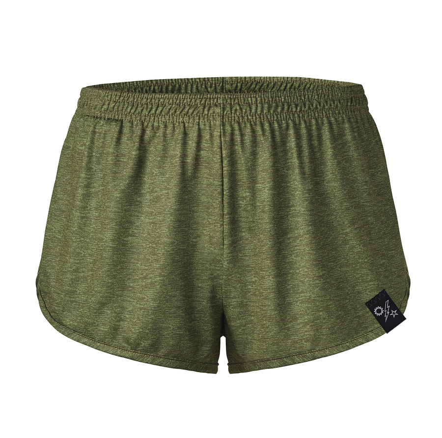 Heather OD Green Ranger Panties