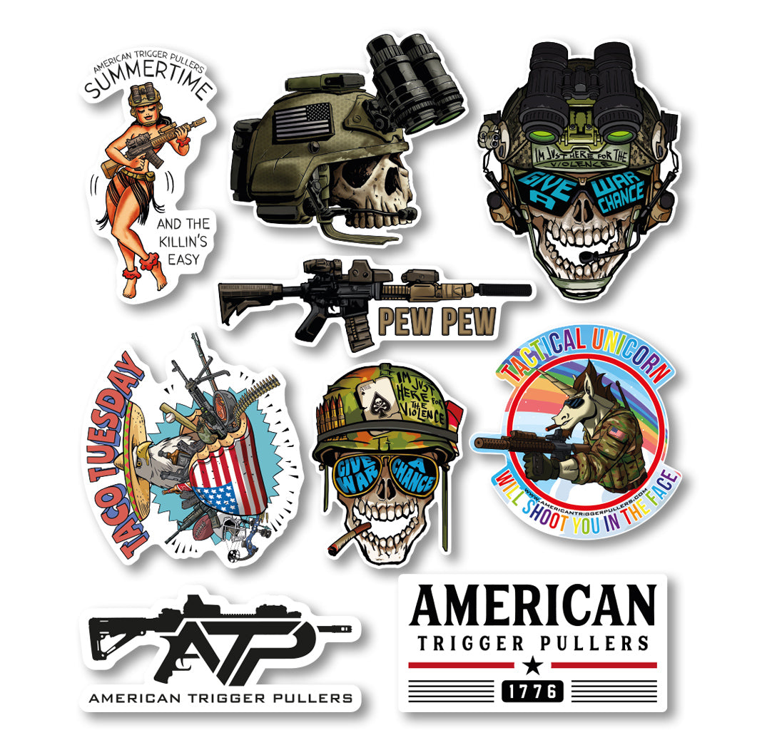 ATP Sticker Pack