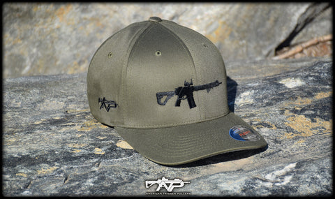 Basic Rifle Flexfit Cap