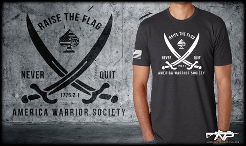 America Warrior Society