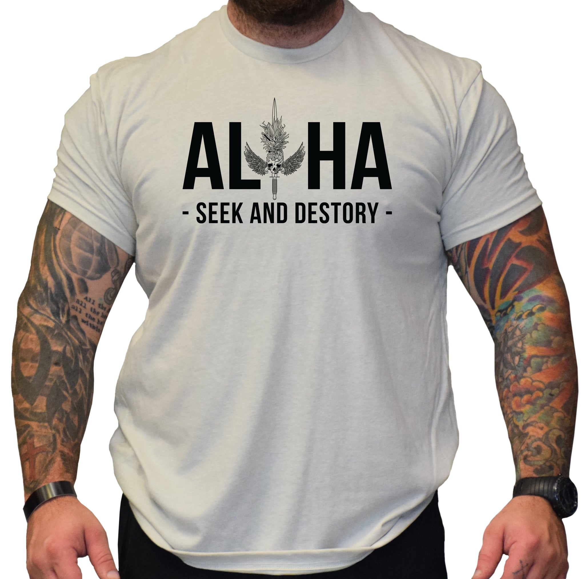 Aloha Search And Destroy