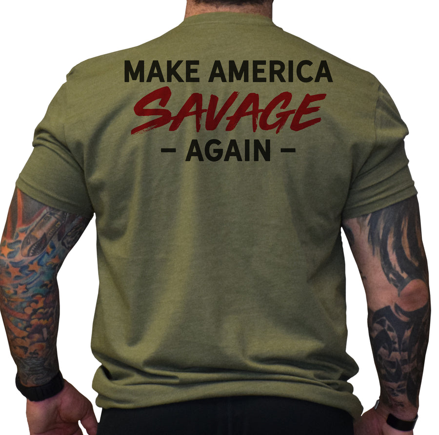 Make America Savage Again