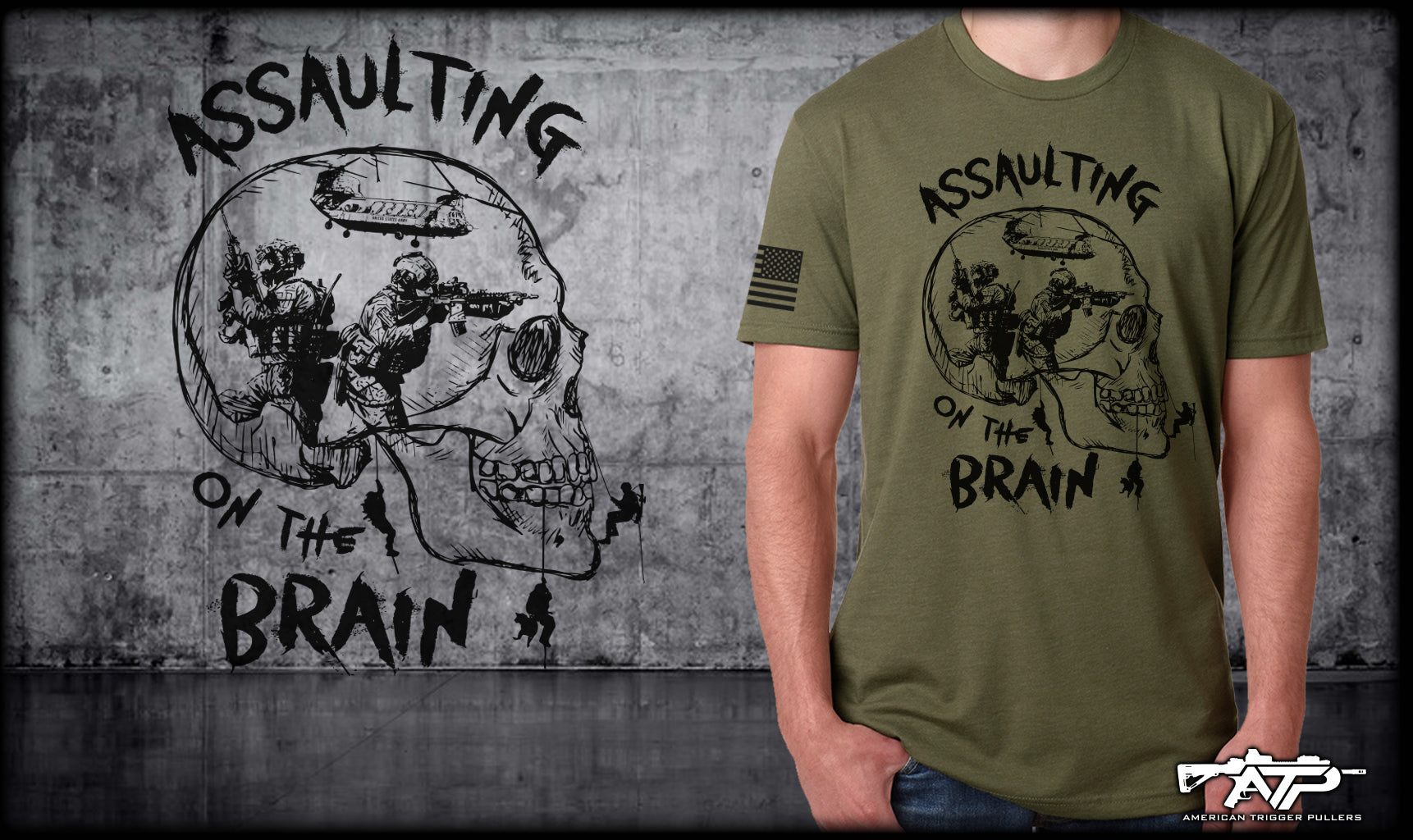 Assaulting on the Brain