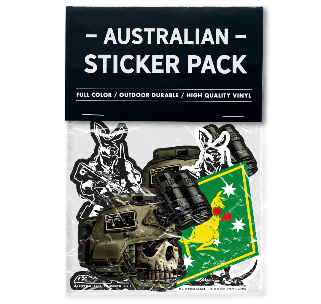 Australian Sticker Pack