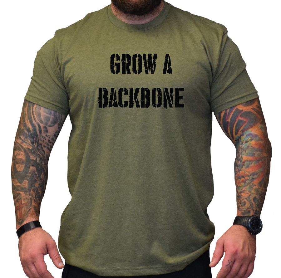 Grow A Backbone