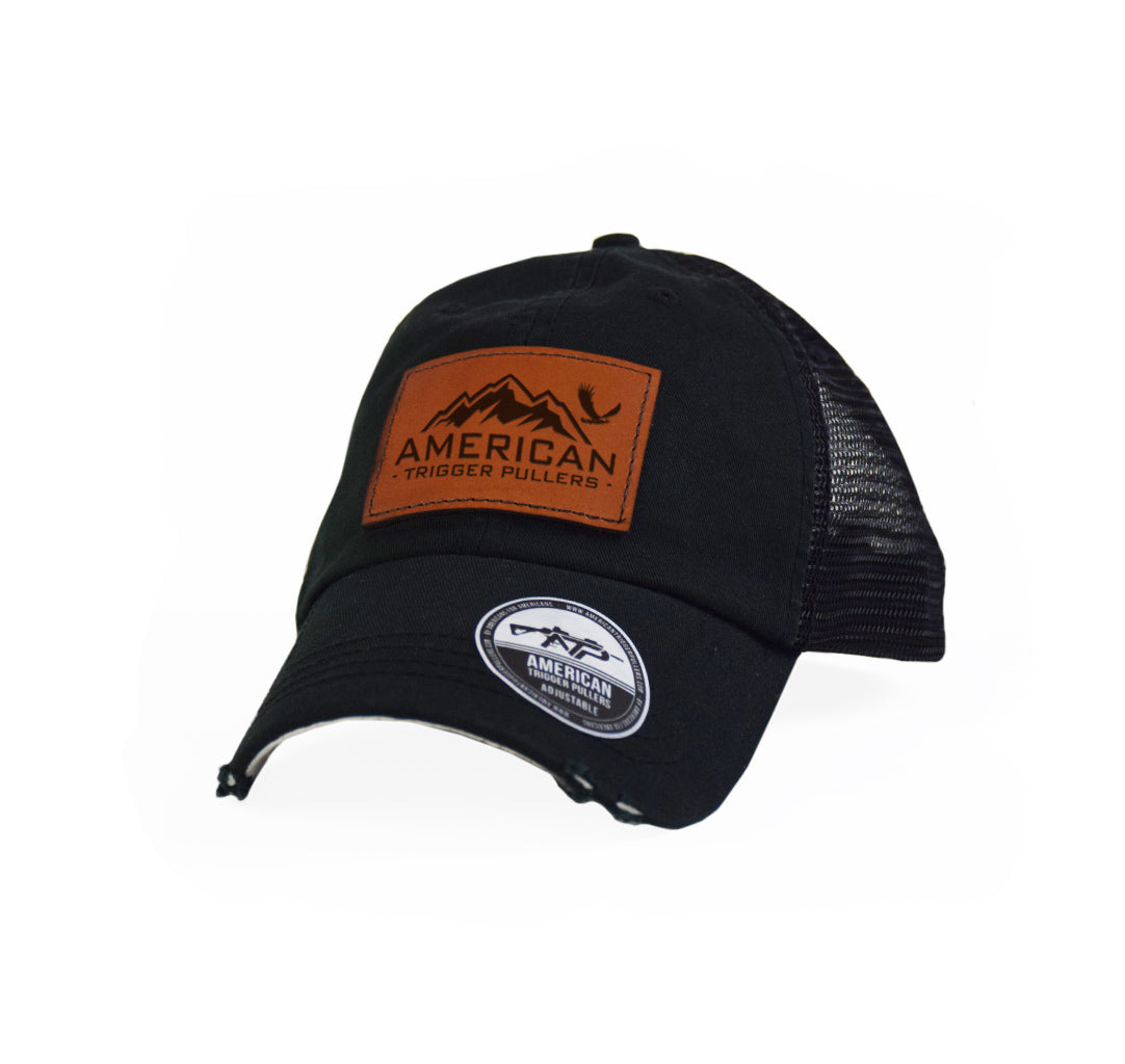 ATP Eagle Mountain Leather Dad Cap