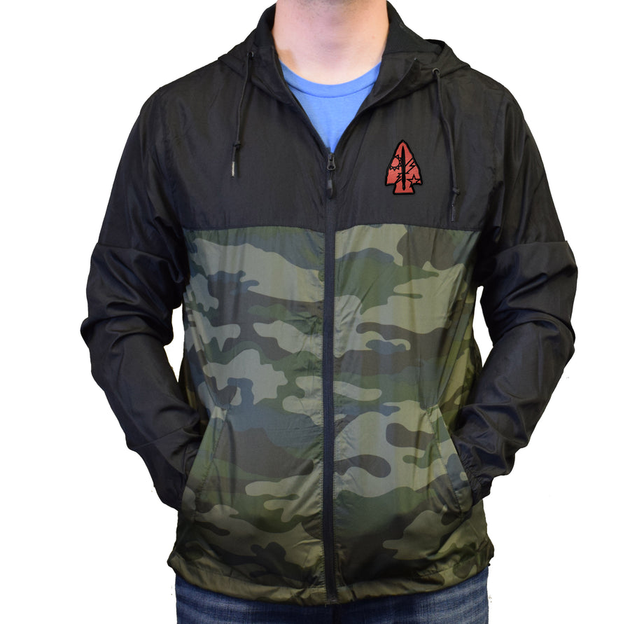 DUI Spearhead Lightweight Windbreaker