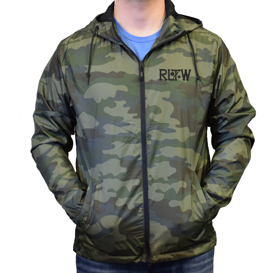 RLTW Lightweight Windbreaker