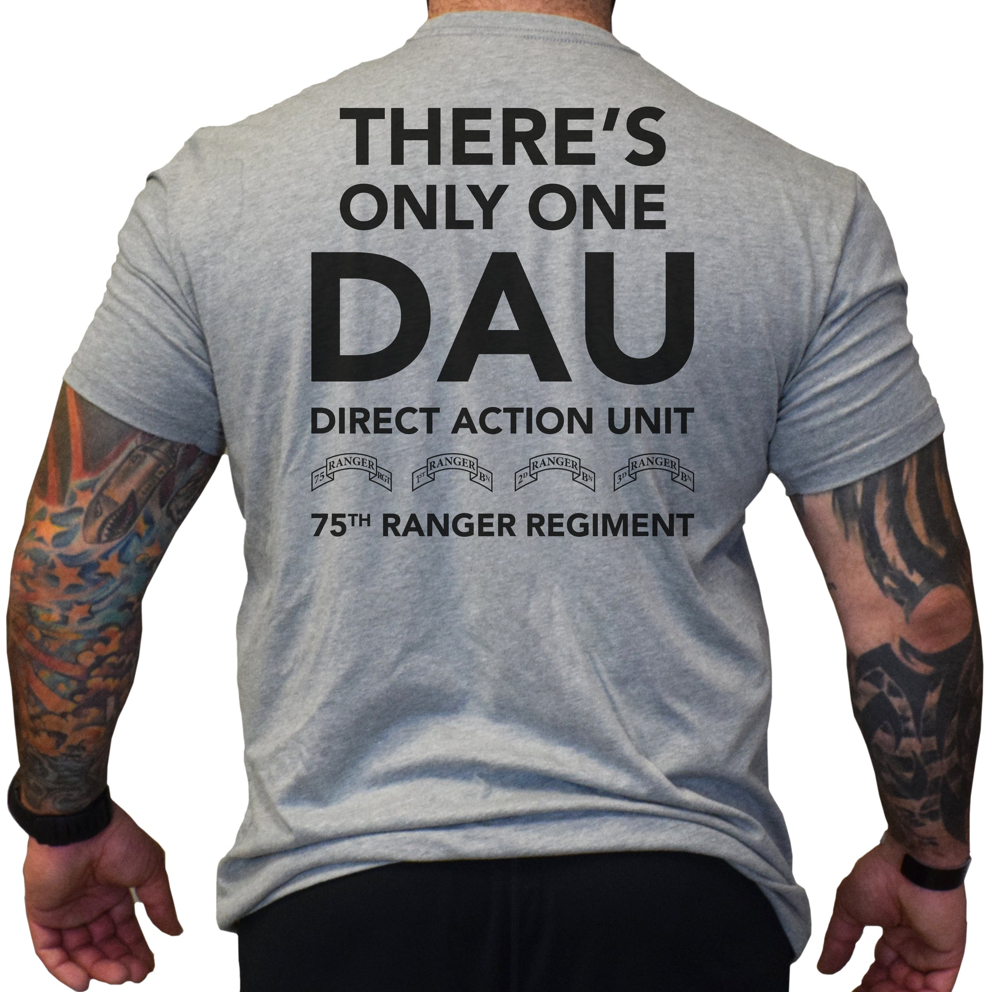 There's Only One DAU