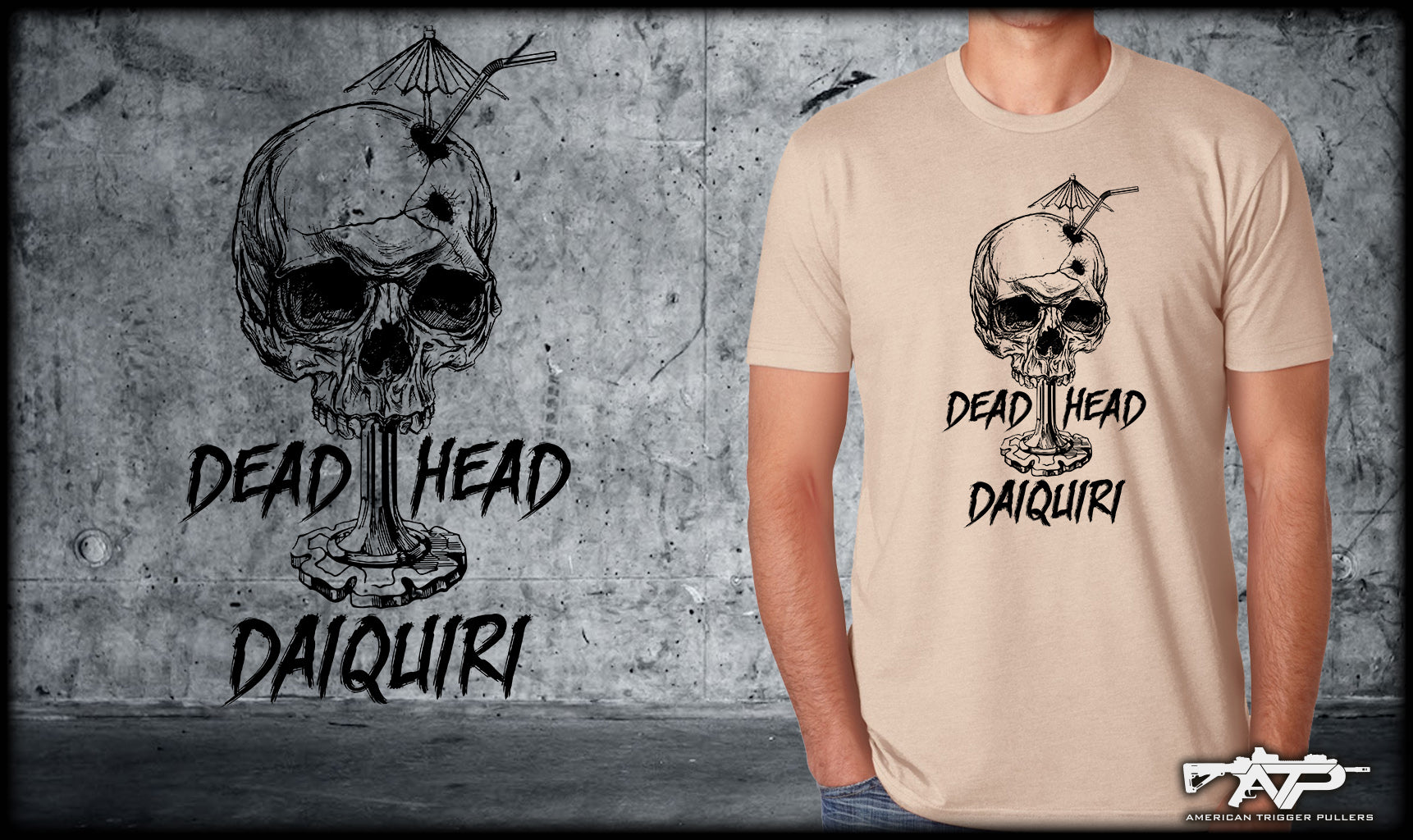 Dead Head Daquiri Subdued