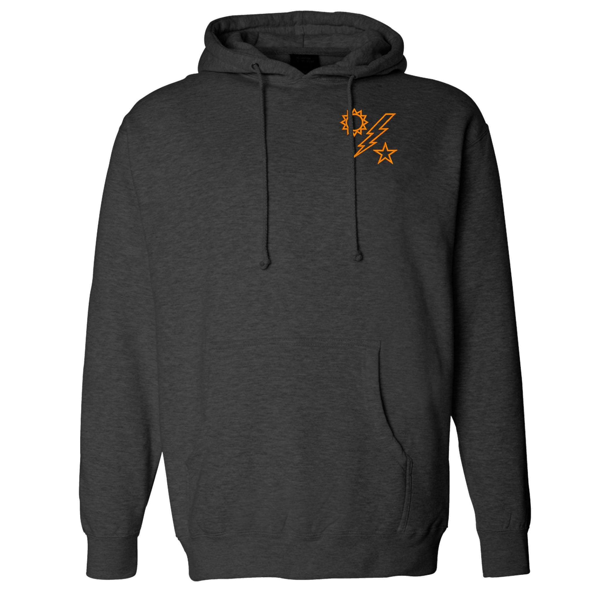 75th DUI Embroidered Hoodie