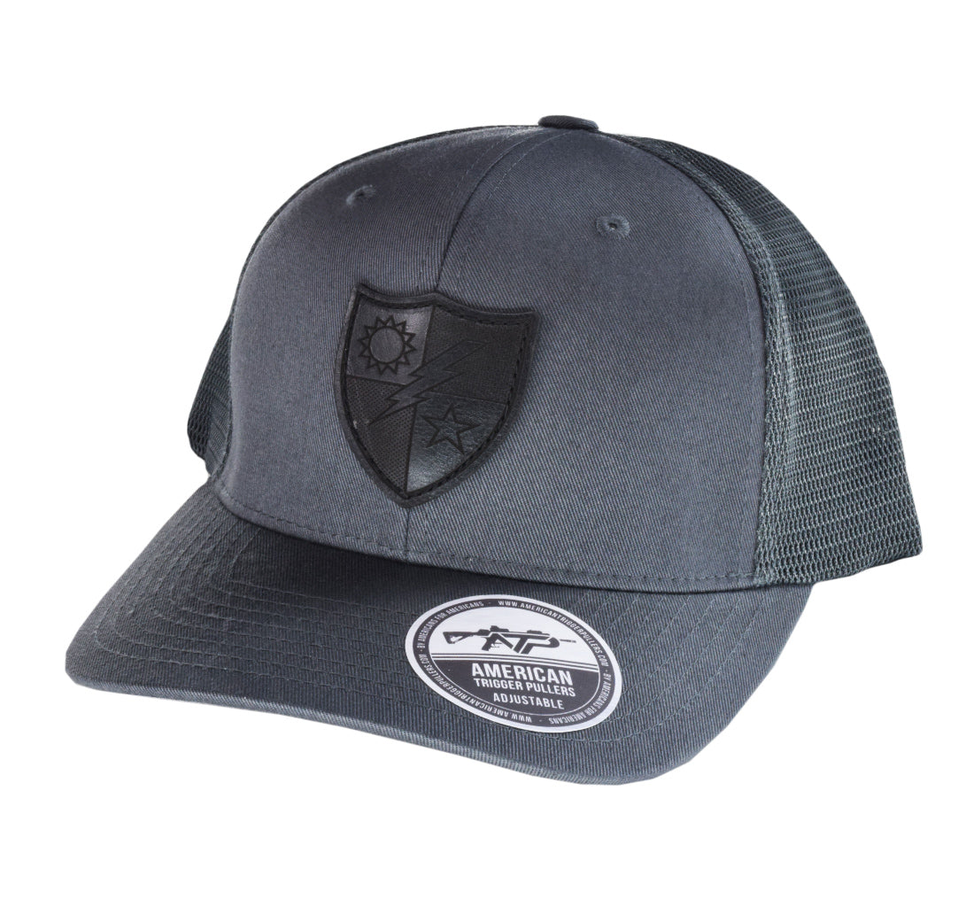 75th DUI Leather Patch Snapback/Flexfit