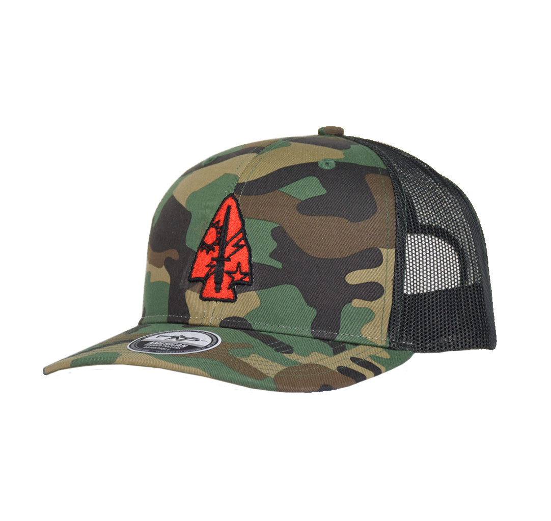 DUI Spearhead Snap-Back
