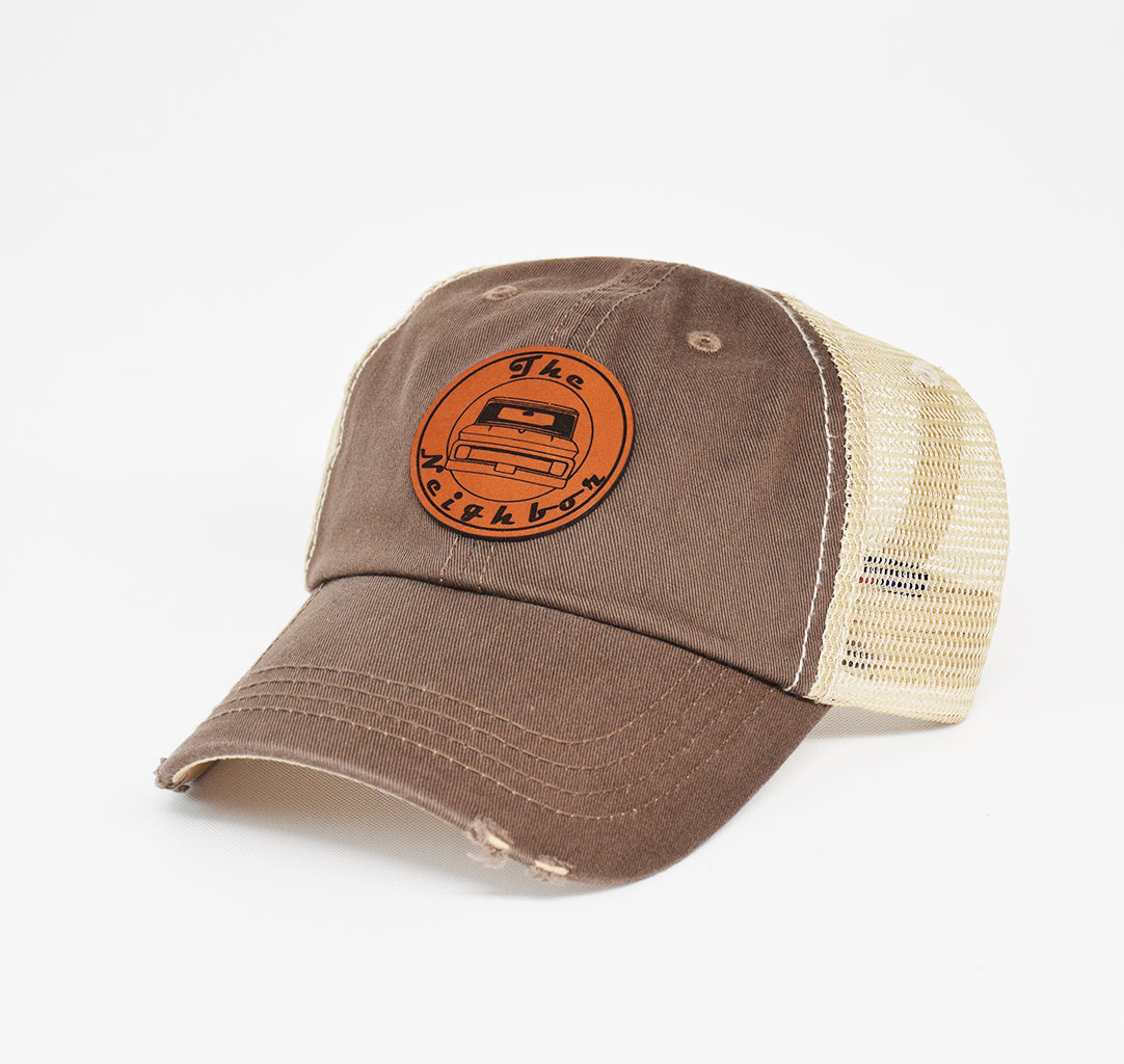 The Neighbor Dad Cap