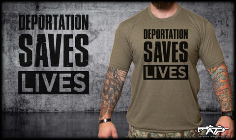 Deportation Saves Lives