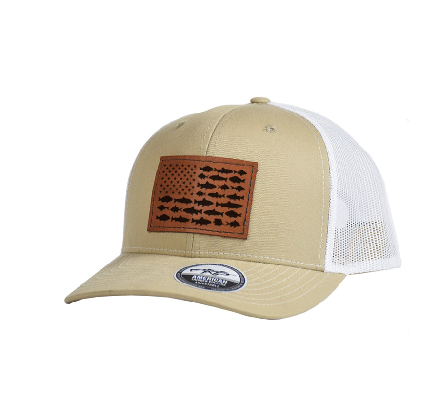 USA Fish Snap-Back