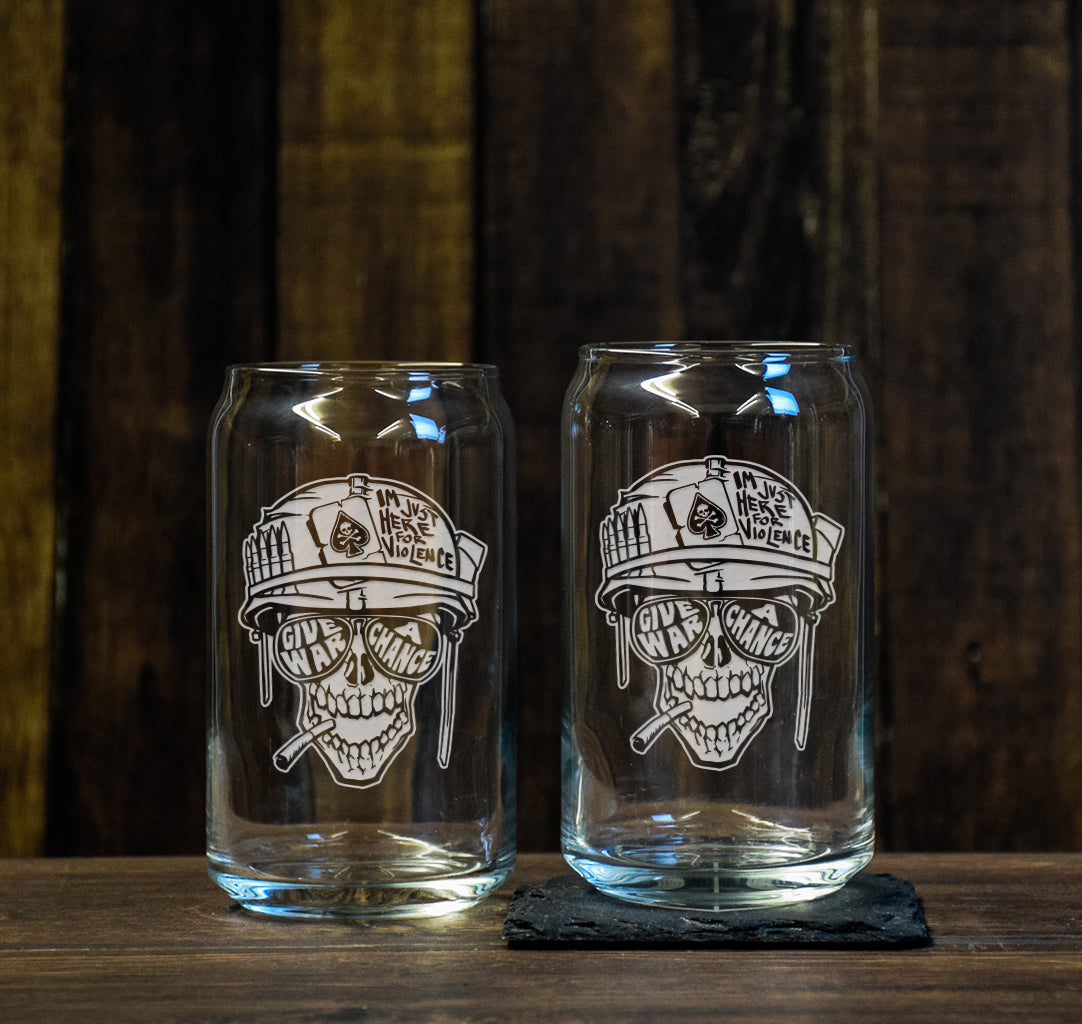 GWAC Beer Glass Set