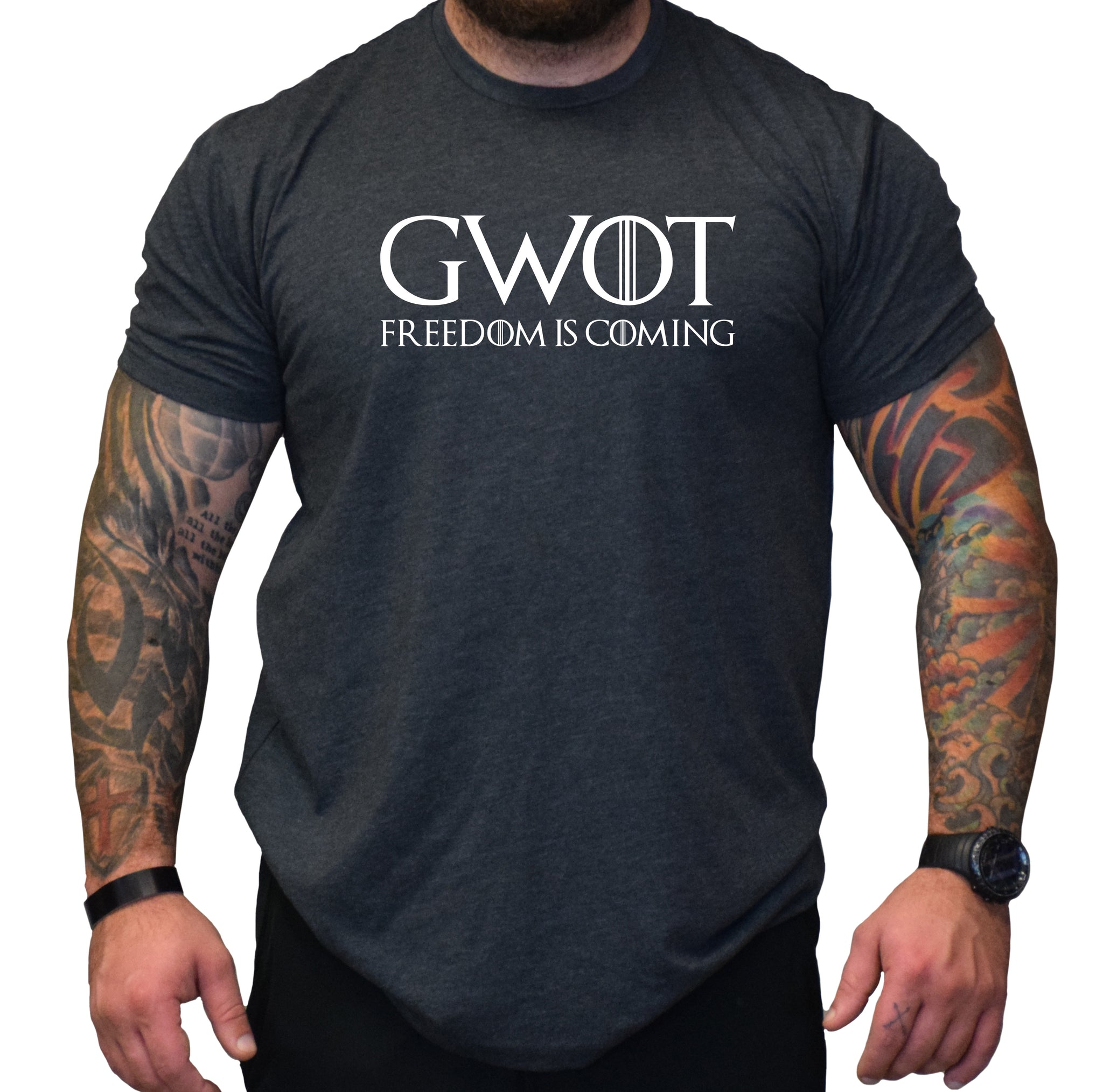 GWOT Freedom Is Coming