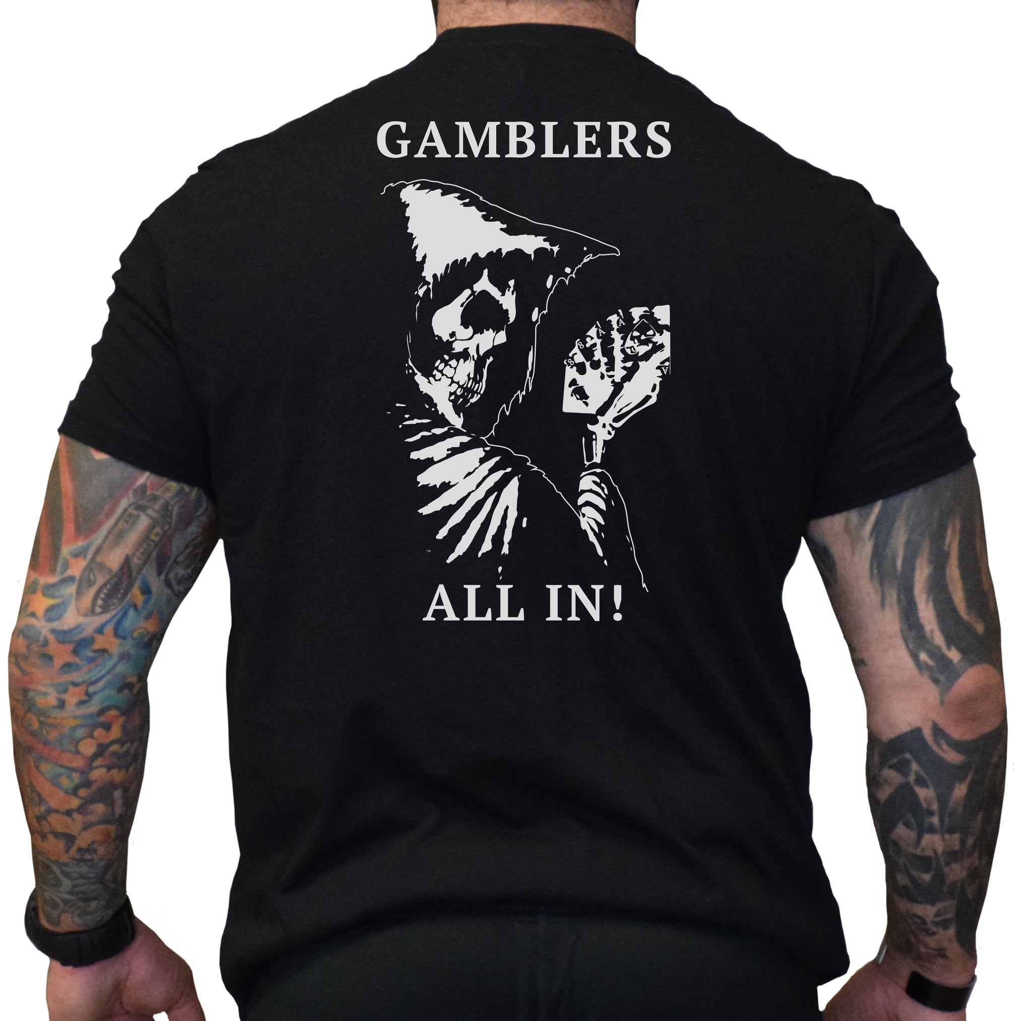 GCO - 1/68 Gamblers - All In!