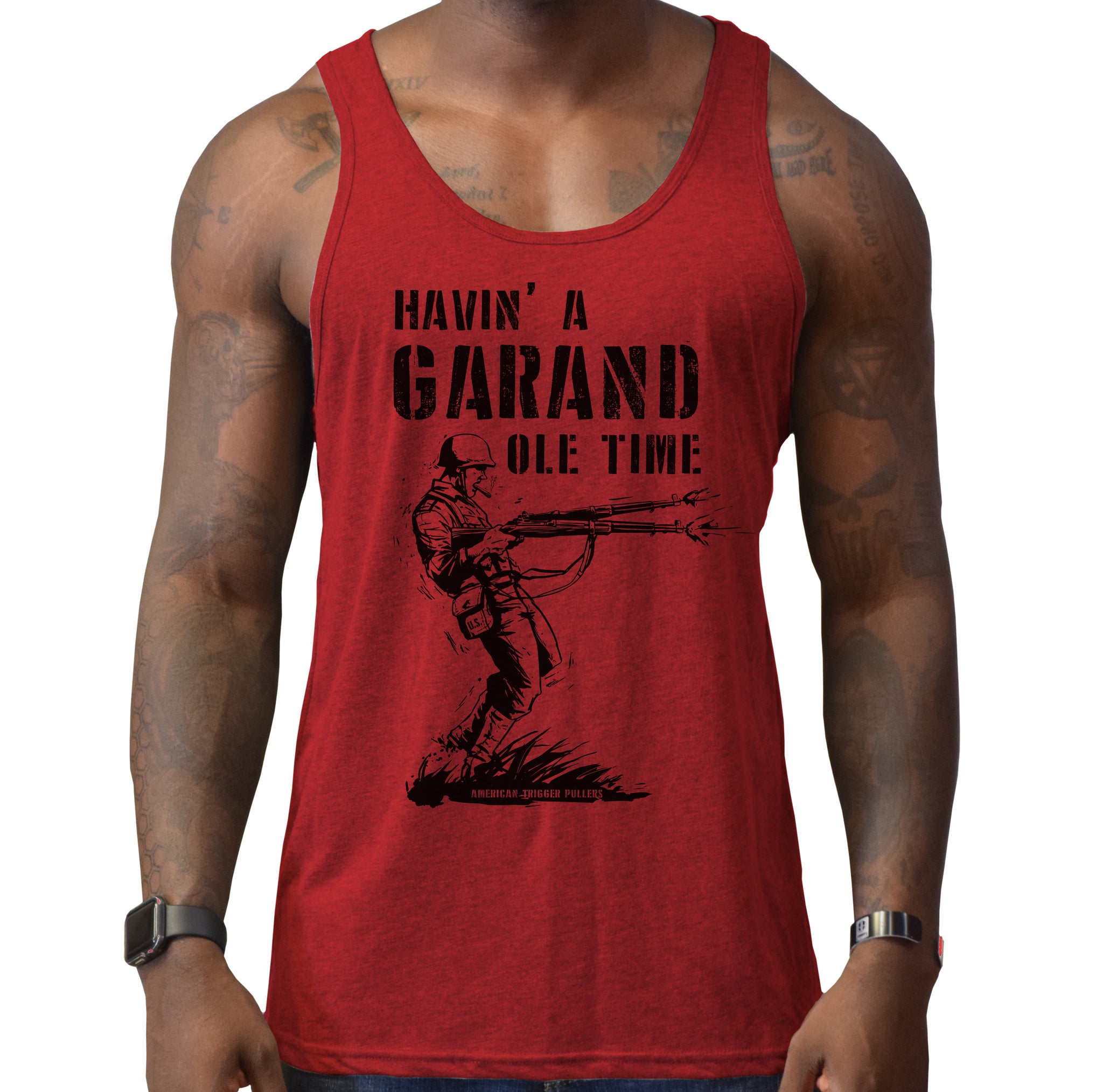 Havin' A Garand Ole Time Tank