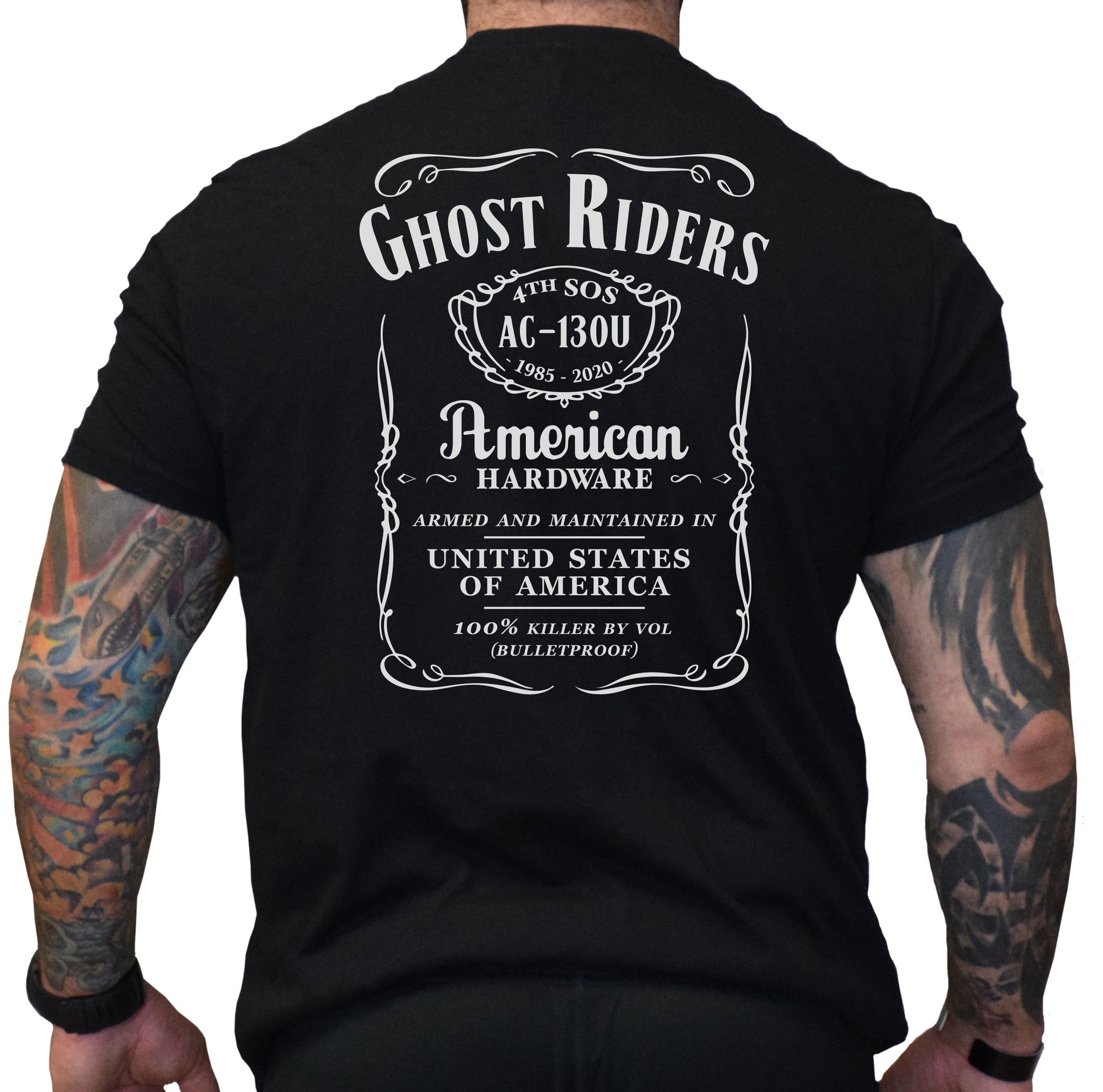 Ghost Riders JD
