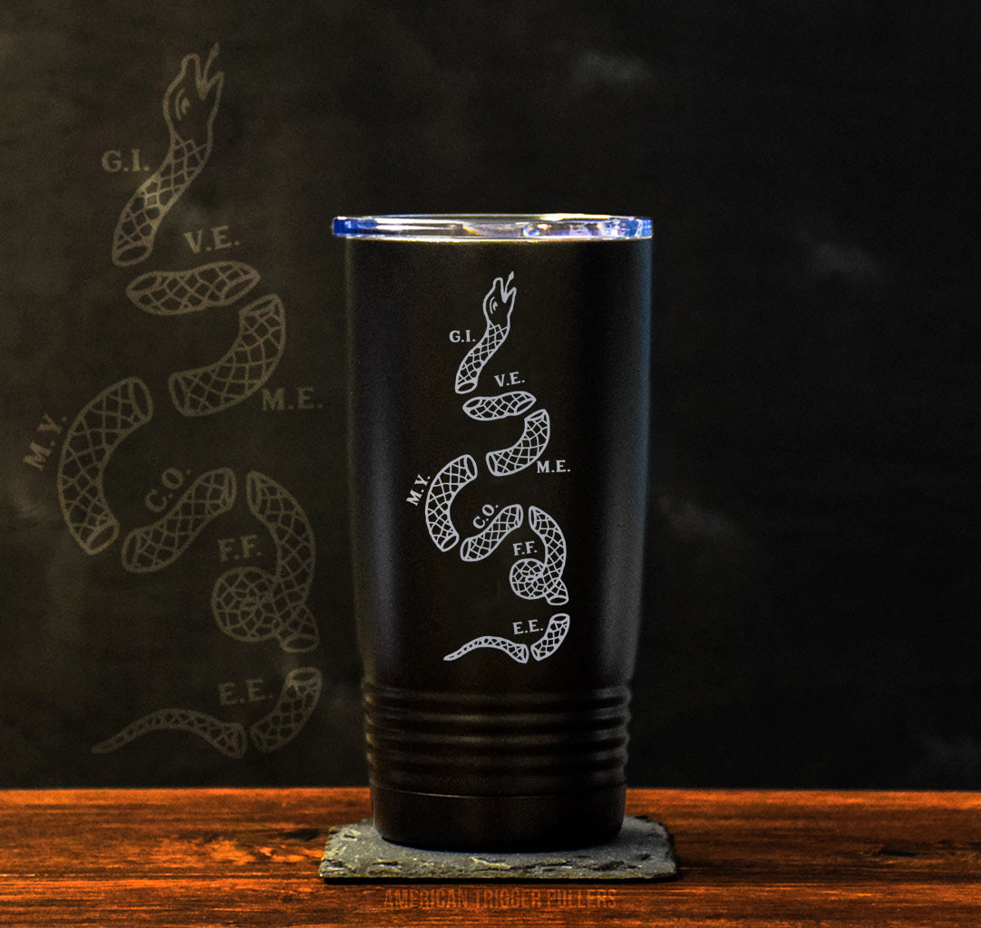 Give Me Coffee or Die Tumbler
