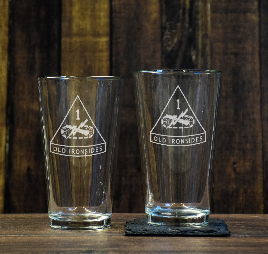 Ironside Pint Glass Set