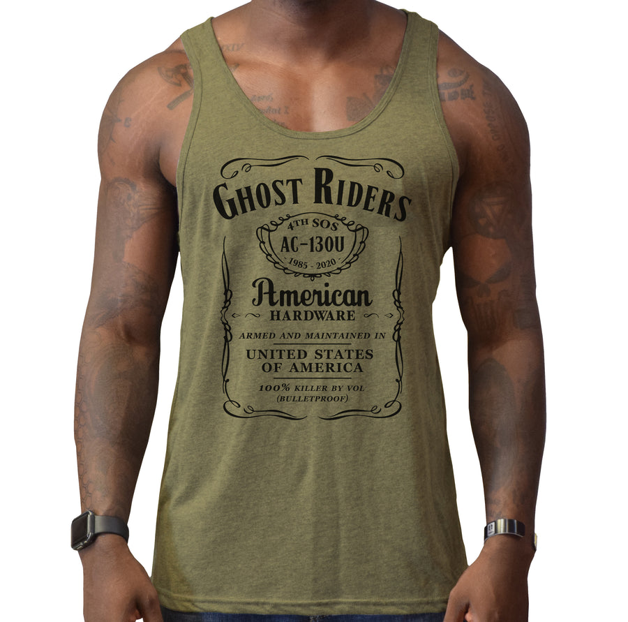 Ghost Riders JD Tank