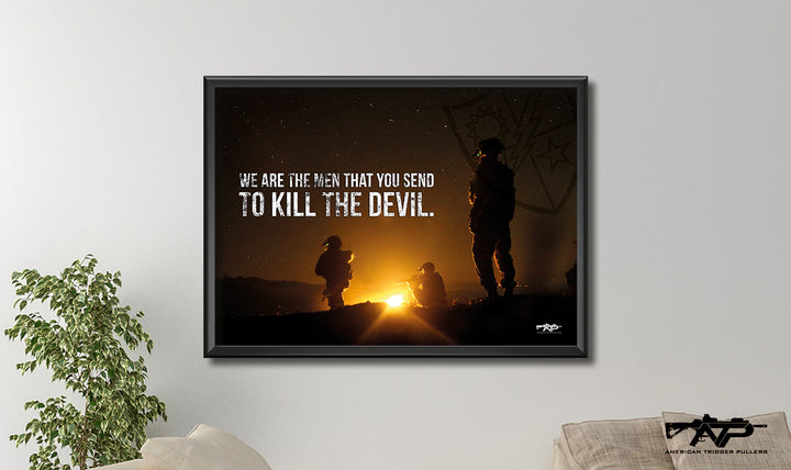 Kill the Devil Print