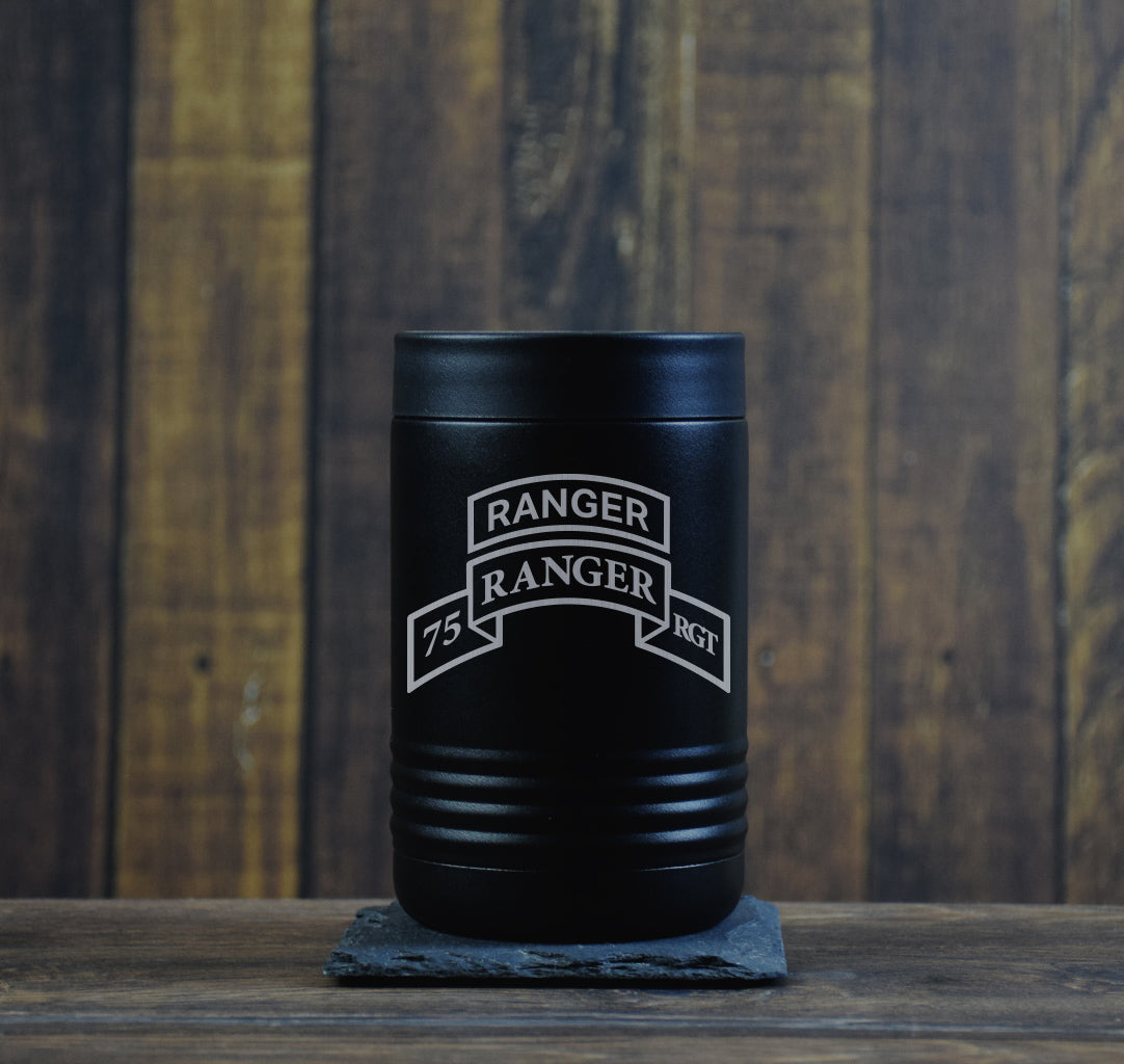Ranger Scroll Can Holder