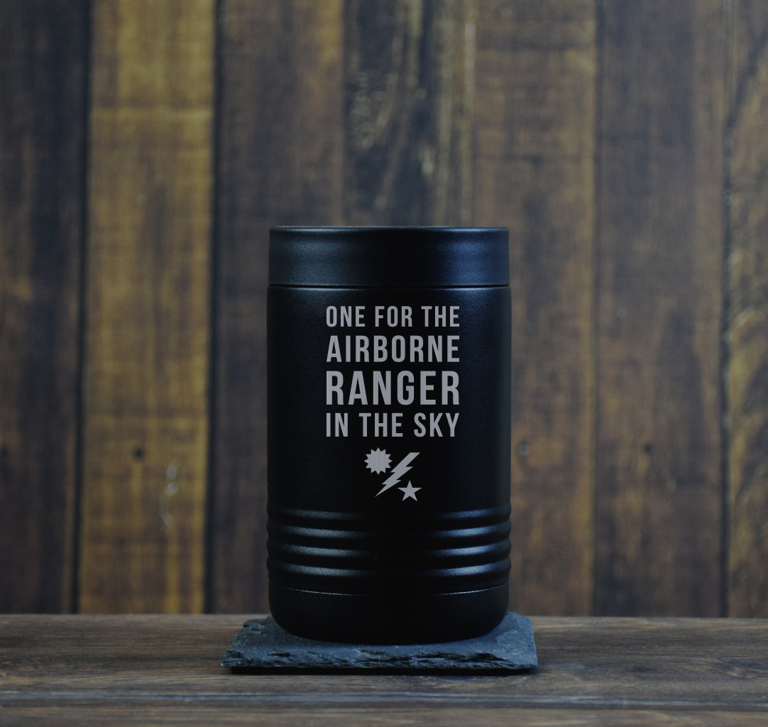 One for the Airborne Ranger Can Holder