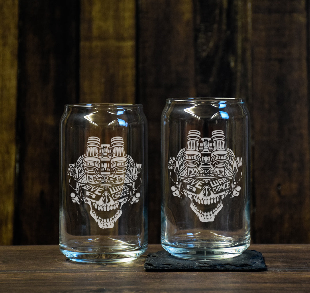 MGWAC Beer Glass Set