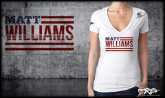 Matt Williams Flag Signature Series