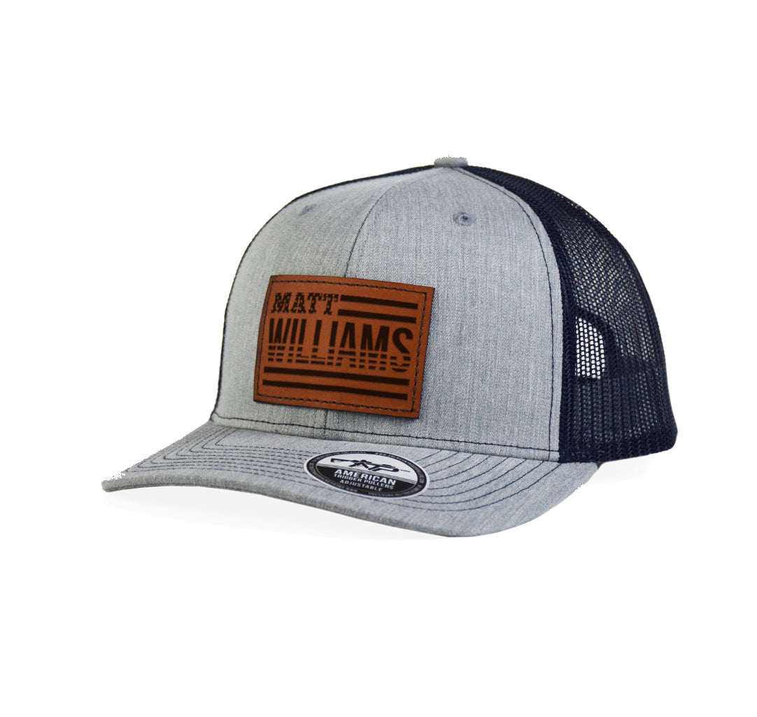 Matt Williams Leather Snap-Back