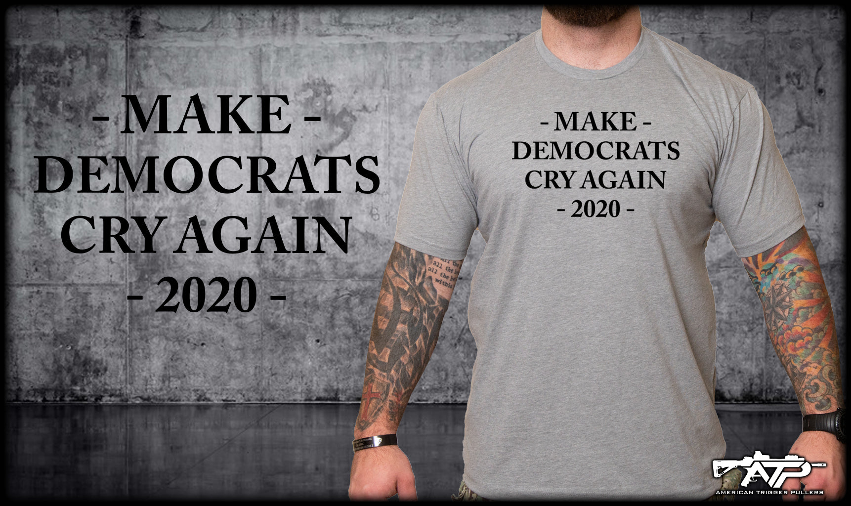 Make Democrats Cry Again