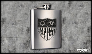 Marauder Shield Flask
