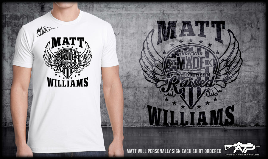 Matt Williams Signature