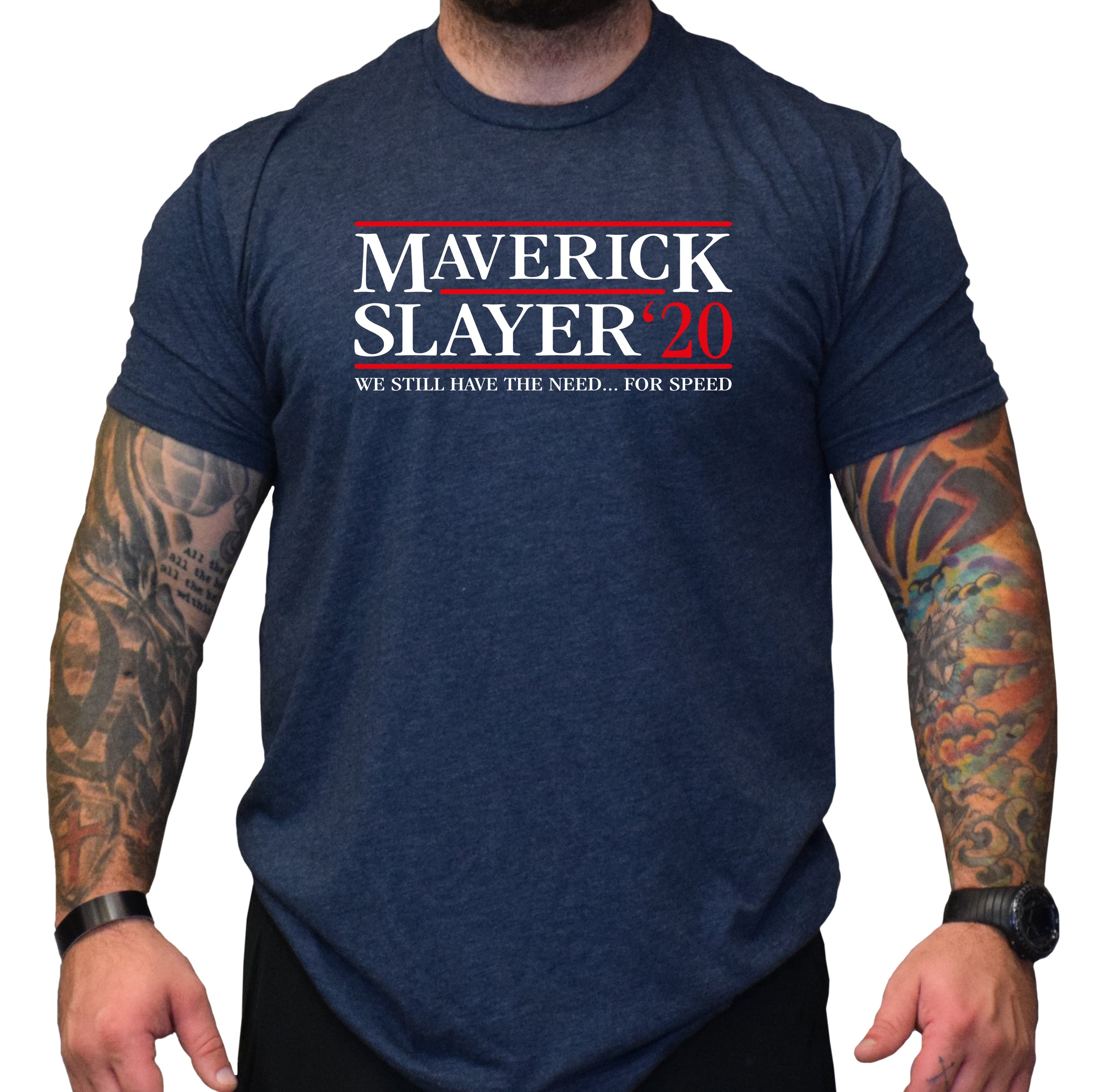 Maverick & Slayer '20