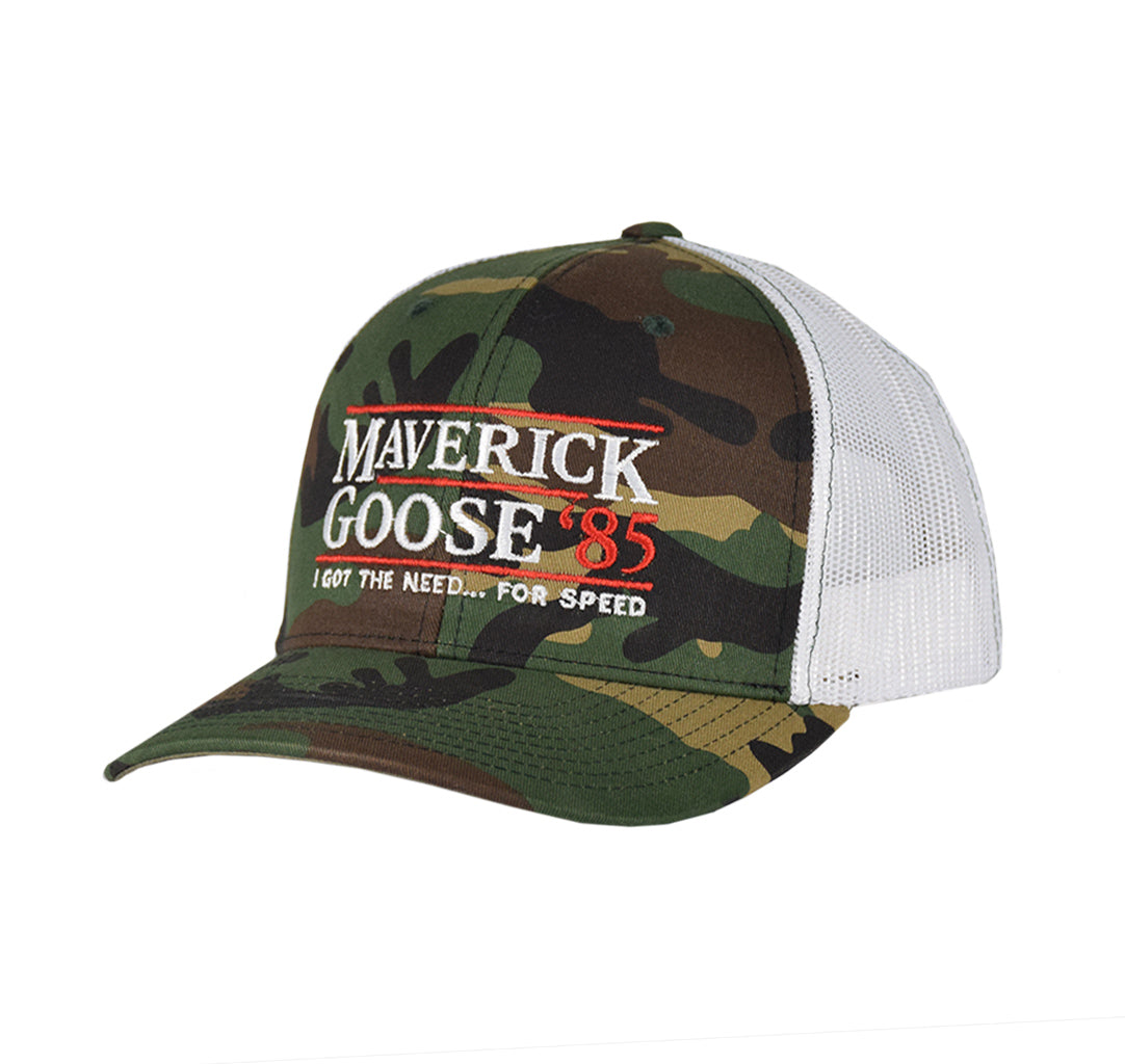 Maverick & Goose Snap-Back