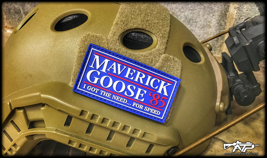 Maverick and Goose Patch